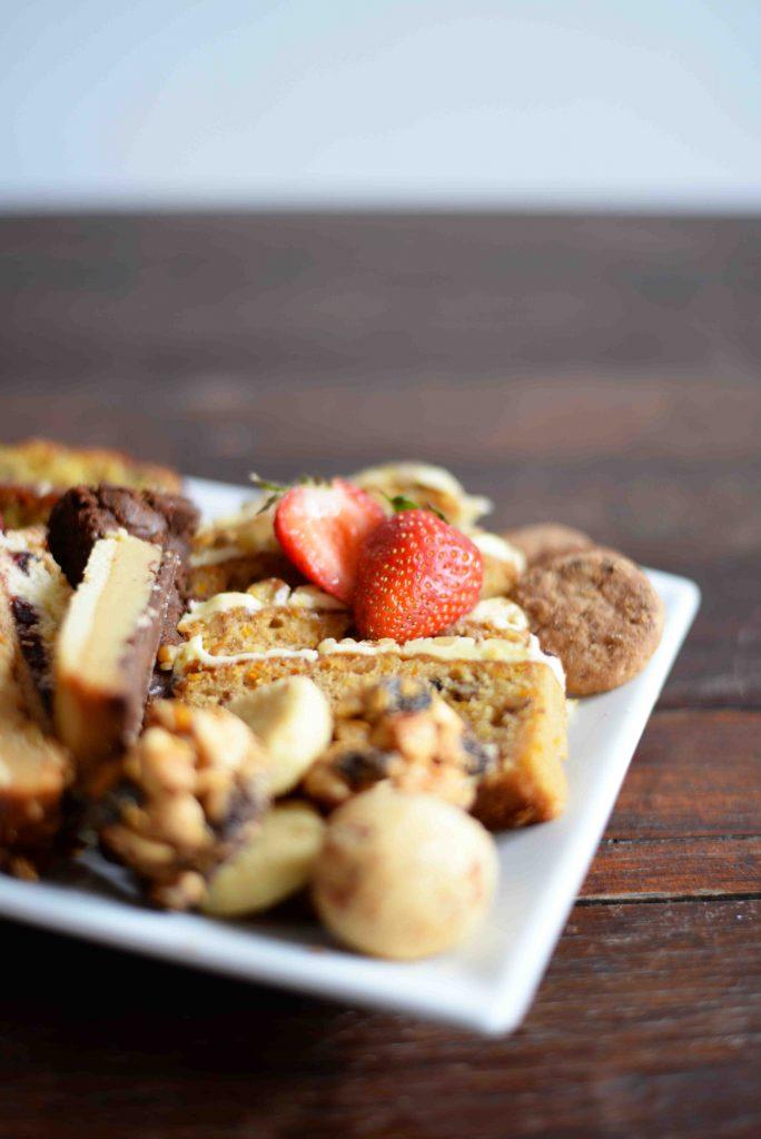 MC Cakes \u0026 Slices (10 serves) , Just Eat